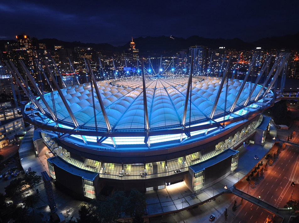 BC Place Roof Replacement